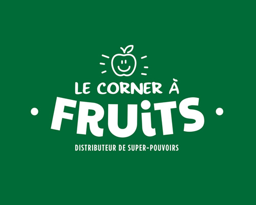 Corner à fruits