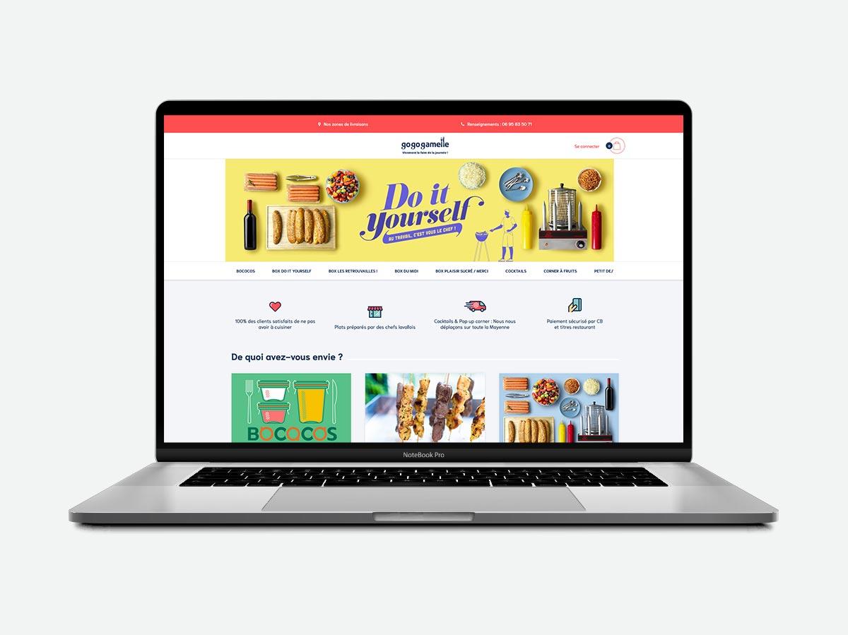 site internet gogogamelle